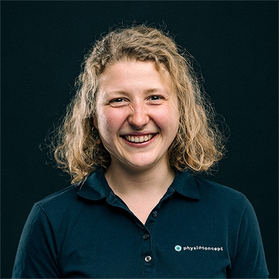 Jeanette - Physiotherapeutin Physiotherapie physioconcept Nürnberg