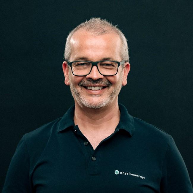 Manfred - Fachlicher Leiter Physiotherapie physioconcept Nürnberg